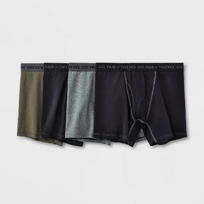 Pair of Thieves Men's Every Day Kit Boxer Briefs 4pk
