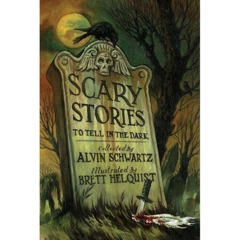 Scary Stories to Tell in the Dark - by  Alvin Schwartz (Hardcover) - image 1 of 1