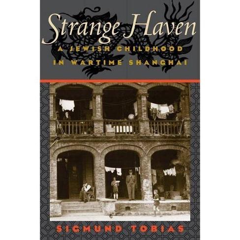 Strange Haven - by  Sigmund Tobias (Paperback) - image 1 of 1