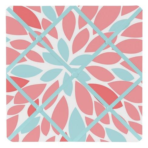 Emma Photo Memo Board (13x13)- Sweet Jojo Designs - image 1 of 2