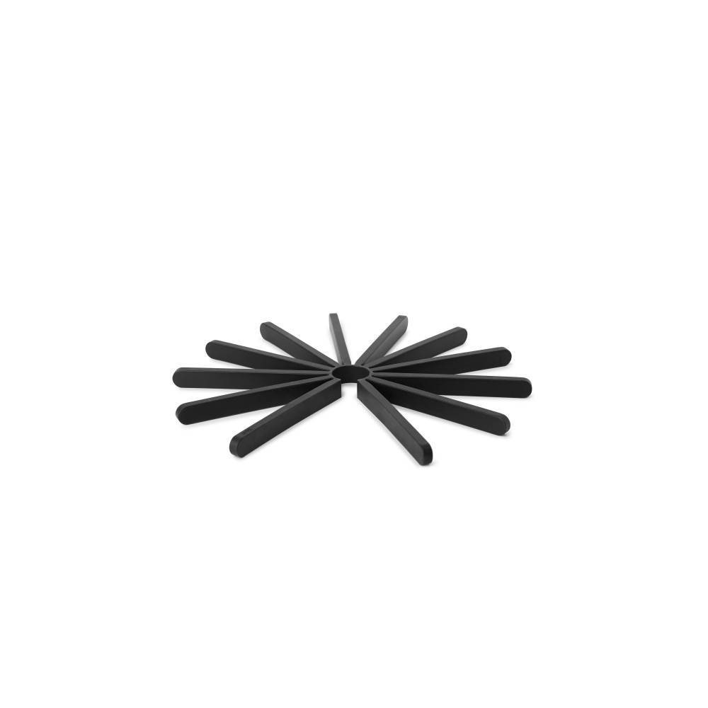 Image of 2pk Silicone Trivets Black - Umbra