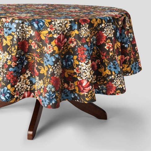 Floral Tablecloth - Threshold™ - image 1 of 1