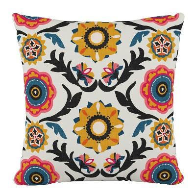 Tulum Outdoor Throw Pillow - Skyline Furniture