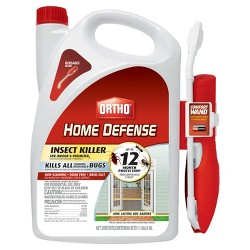 Ortho Home Defense Indoor & Perimeter Insect Killer 1.1 Gallon Ready to Use Wand