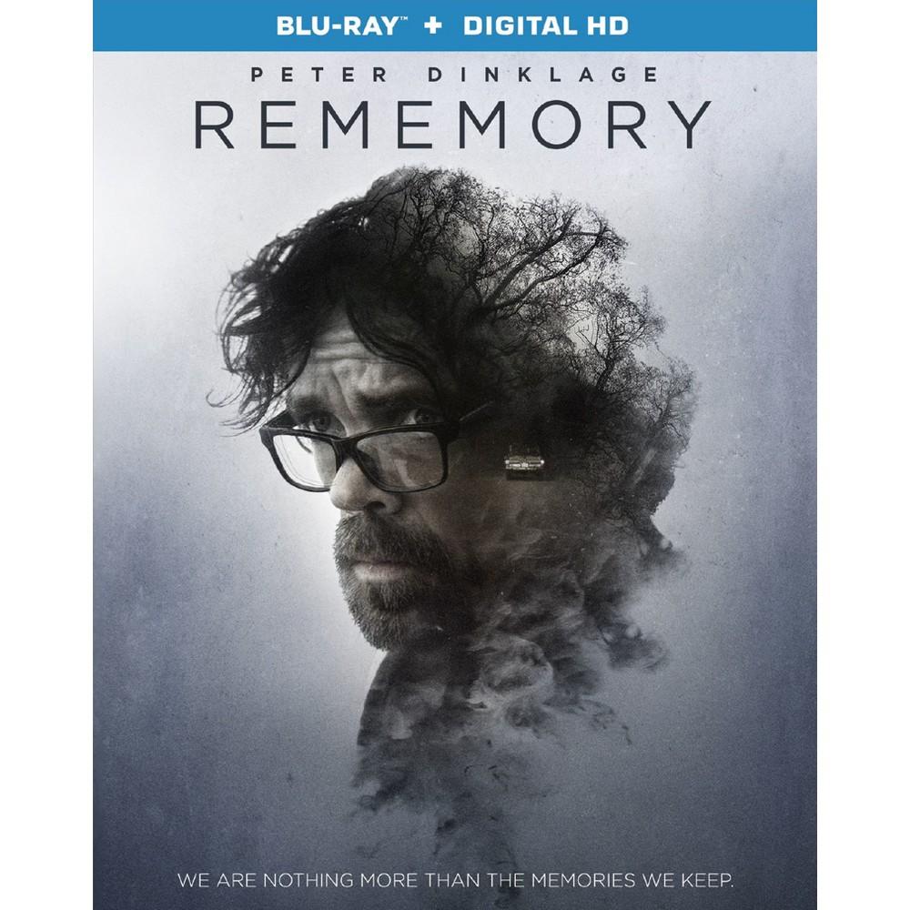 Rememory (Blu-ray + Digital)