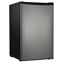 Whirlpool 3 1 Cu Ft Mini Refrigerator Stainless Steel BCD