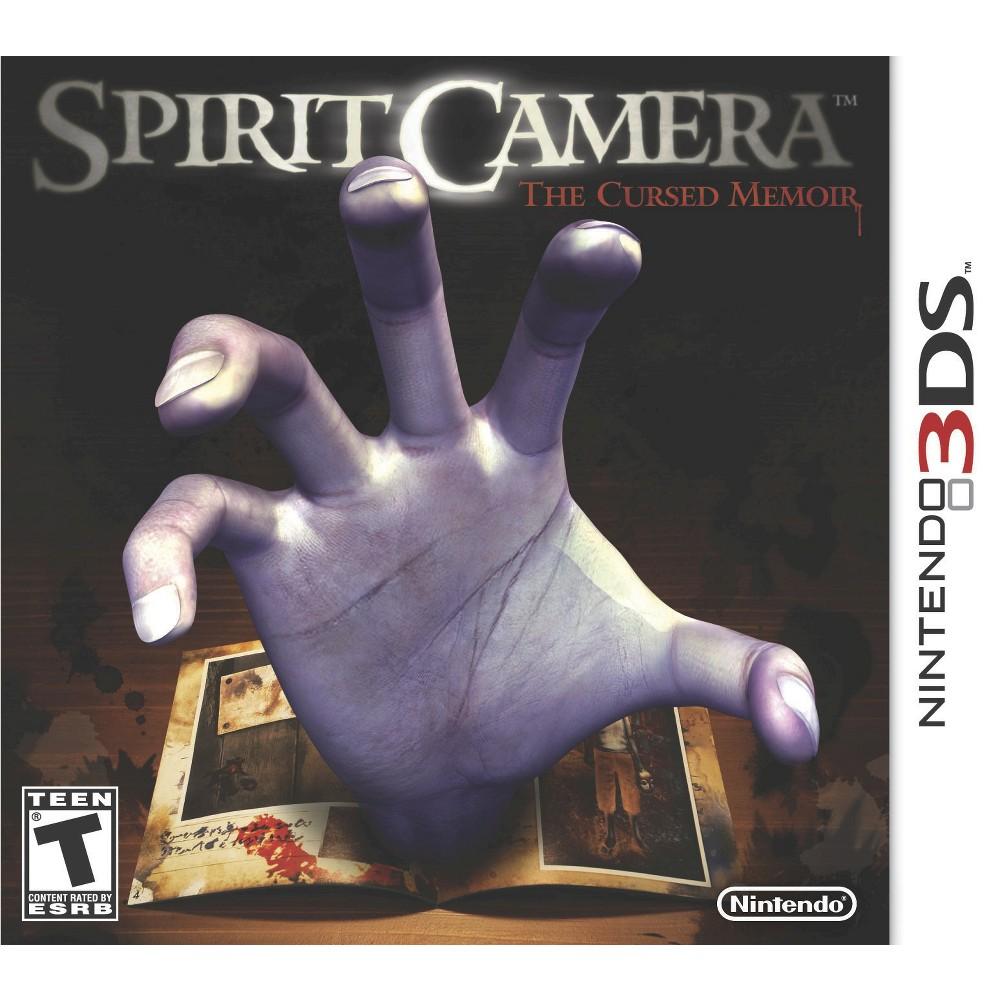 Spirit Camera: The Cursed Memoir Nintendo 3DS