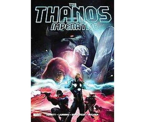 Thanos Imperative (Paperback) (Dan Abnett & Andy Lanning) - image 1 of 1