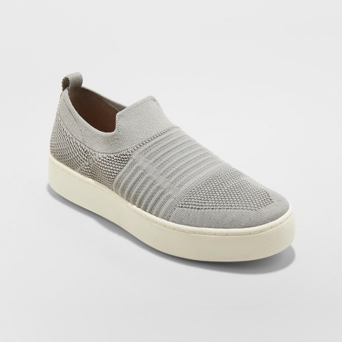 Women's Carina Stretch Knit Sneakers - A New Day™ - image 1 of 3