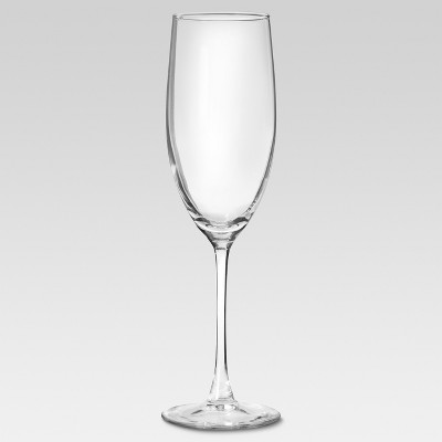4pc Champagne Glass Set 8oz - Threshold™