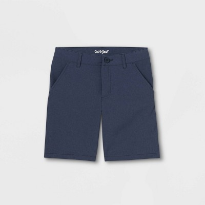 Boys' Flat Front Quick Dry Chino Shorts - Cat & Jack™
