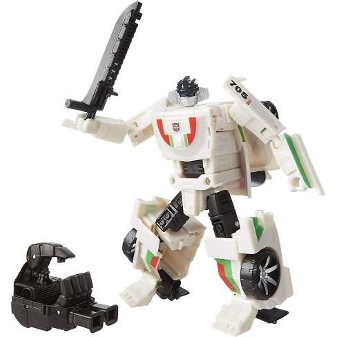 Transformers Generations Combiner Wars Deluxe Class Wheeljack Action Figures - image 1 of 3
