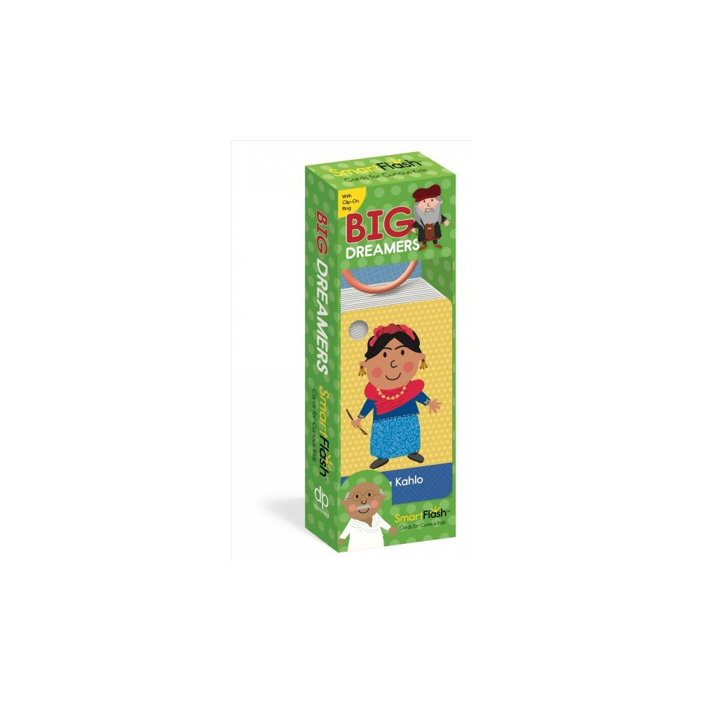Big Dreamers : Smartflash - Cards for Curious Kids, Includes Clip on Rign - Crds (Paperback)