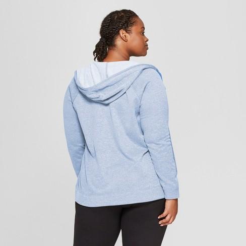 013f60c04ec Women s Plus Size Tech Fleece Full Zip Sweatshirt - C9 Champion®   Target