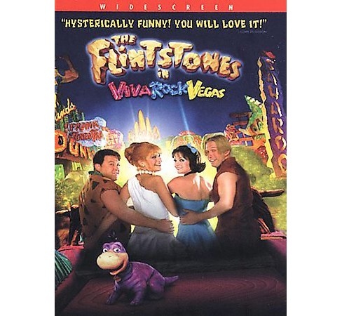 Flintstones in viva rock vegas (DVD) - image 1 of 1