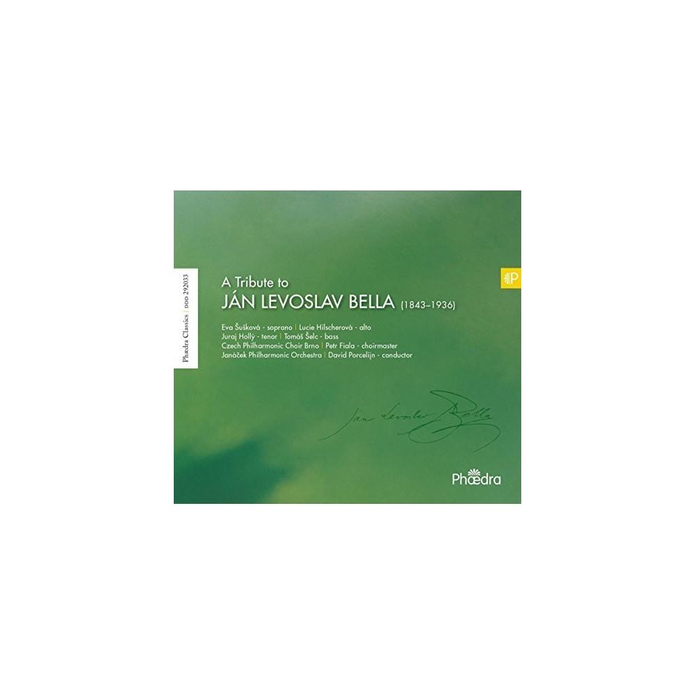 Various - Tribute To Jan Levoslav Bella (CD)