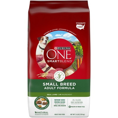 Purina ONE SmartBlend Small Breed Adult Dry Dog Food