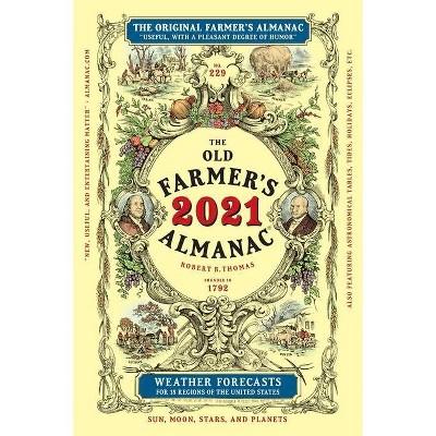 The Old Farmer's Almanac 2021, Trade Edition - (Paperback)