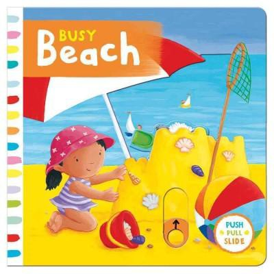 Busy Beach (Hardcover)