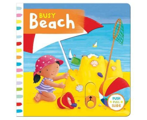 Busy Beach (Hardcover) - image 1 of 1