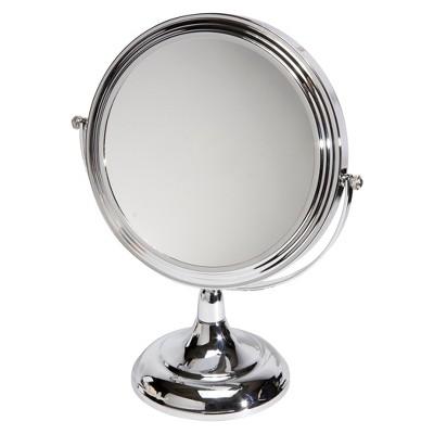 Harry Koenig Vanity Mirror - Chrome