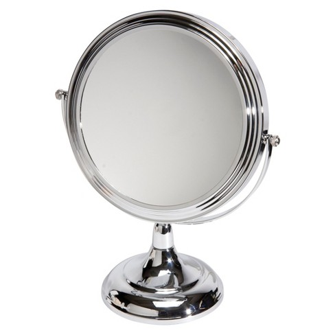 Harry Koenig Vanity Mirror - Chrome - image 1 of 1