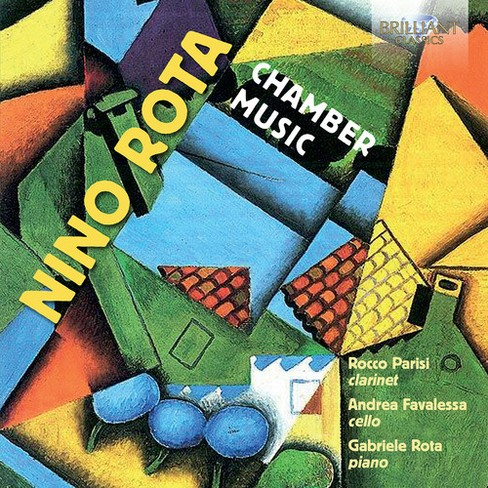 Rocco parisi - Rota:Chamber music (CD) - image 1 of 1