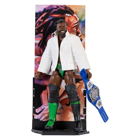 WWE Elite Collection Rich Swann Action Figure - Series #54 - image 1 of 6