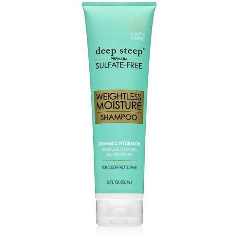 Deep Steep Weightless Moisture Shampoo - 10 fl oz - image 1 of 2