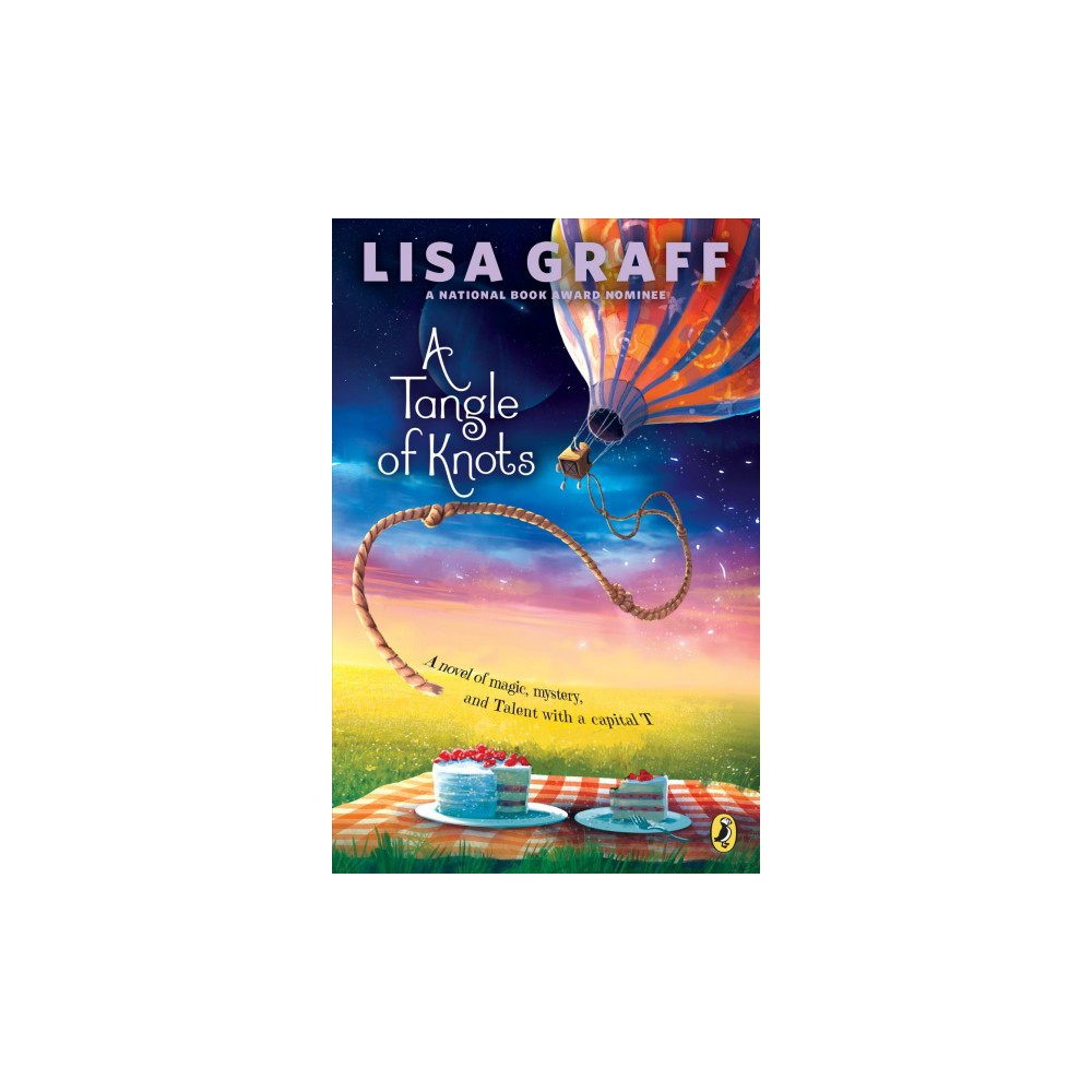 Tangle of Knots - Reprint by Lisa Graff (Paperback)