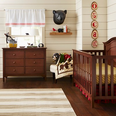 Northwoods Nursery Room