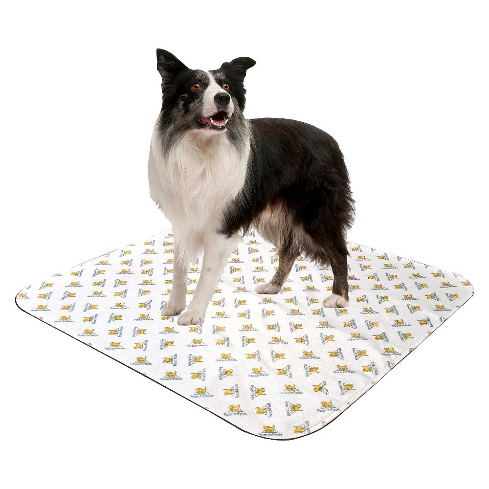 Poochpad Reusable Potty Pad For Dogs White L