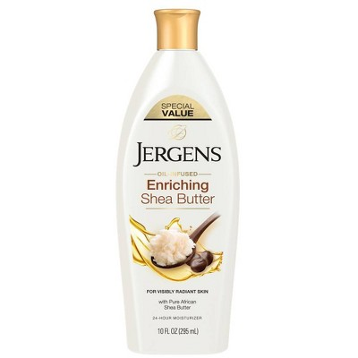 Jergens Shea Hand and Body Lotion - 10 fl oz
