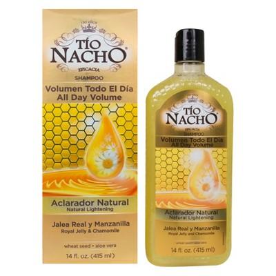 Tio Nacho Natural Lightening & Volumizing Shampoo - 14 fl oz