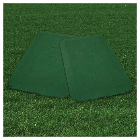 Gorilla Playsets Protective Rubber Mats Swing Set Accessory Green