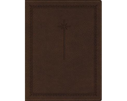 Holy Bible : New Internation Version, Brown Italian Duo-Tone, Imitation Leather, Reflect, Journal, or Cr - image 1 of 1