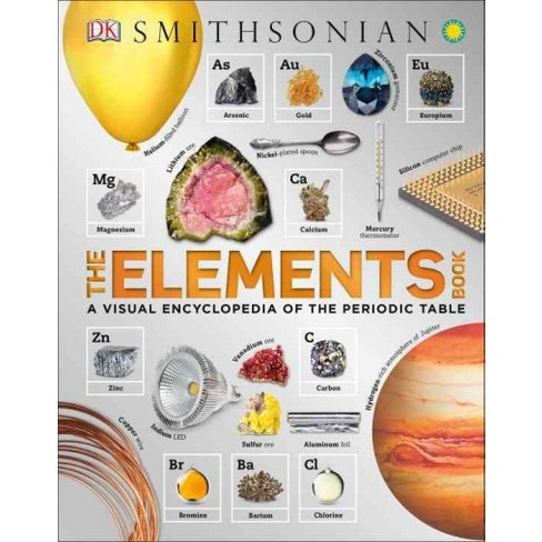 Elements Book A Visual Encyclopedia Of The Periodic Table