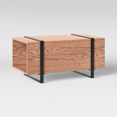 Wood Block Coffee Table Brown - Project 62™