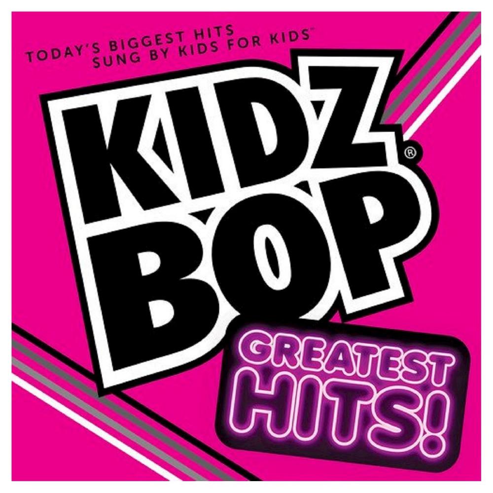 Kidz Bop Greatest Hits Cd