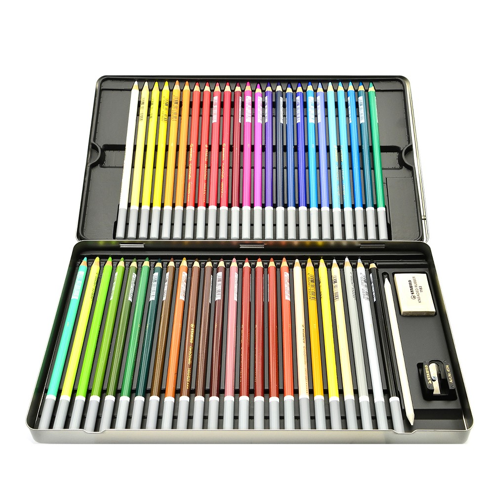 Image of Pastel Pencil Set - Stabilo Carb-Othello 48ct