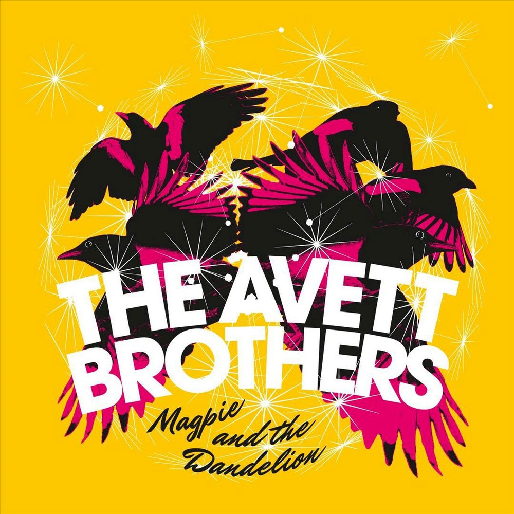 The Avett Brothers Magpie And The Dandelion 2 Lp Vinyl
