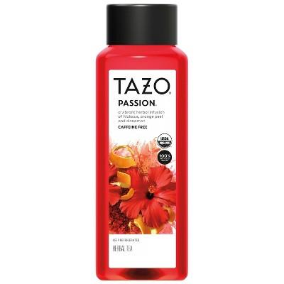 Tazo Hibiscus Passion Iced Tea - 42 fl oz