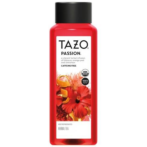 Tazo Hibiscus Passion Iced Tea - 42 Fl