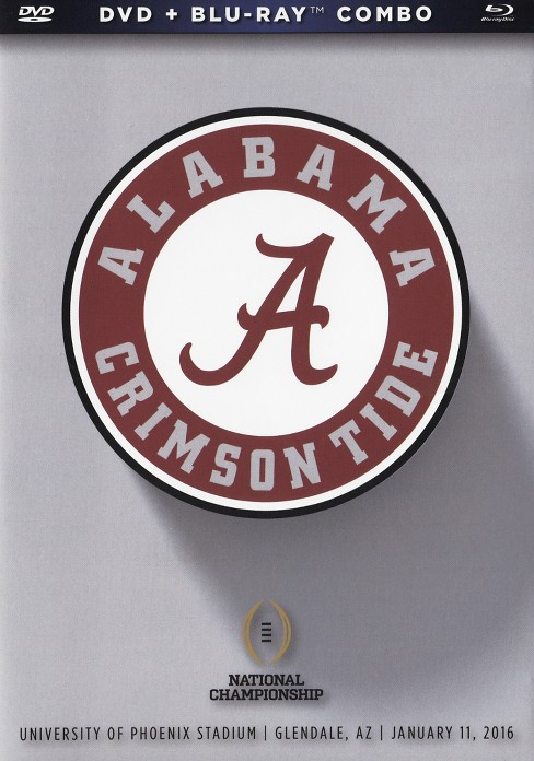 2016 cfp national championship (Blu-ray) - image 1 of 1