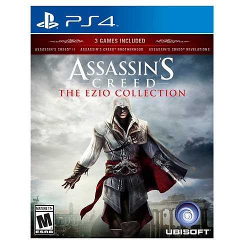 Assassin's Creed® The Ezio Collection PlayStation 4 - image 1 of 4
