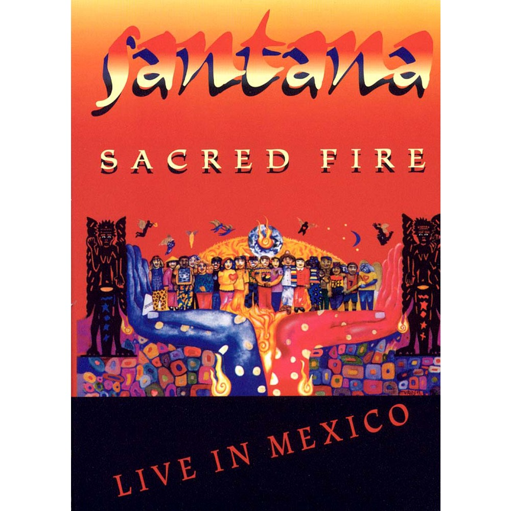 Sacred Fire:Live In Mexico (Dvd)
