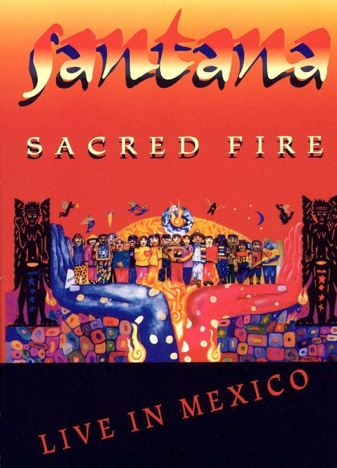 Sacred fire:Live in mexico (DVD) - image 1 of 1