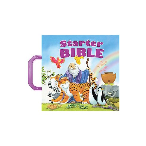 Starter Bible - by  Thomas Nelson (Board_book) - image 1 of 1
