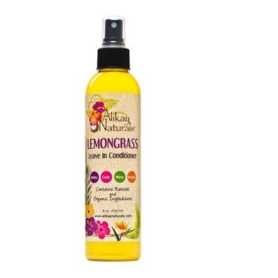 Alikay Naturals Lemongrass Leave-in Conditioner - 8 oz