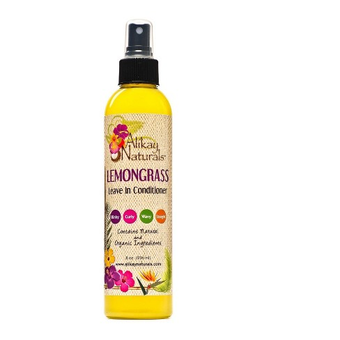 Alikay Naturals Lemongrass Leave-in Conditioner - 8 oz - image 1 of 1